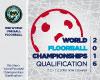 World Floorball Championships Qualification 2016