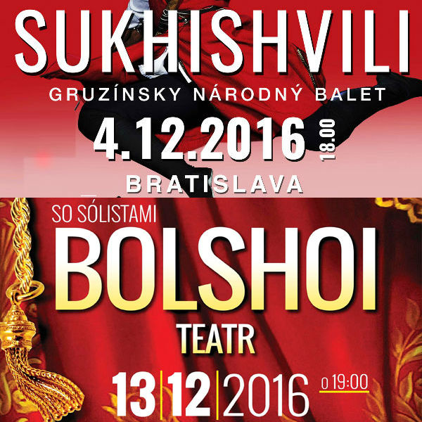 SUKHISHVILI / BOLSHOI