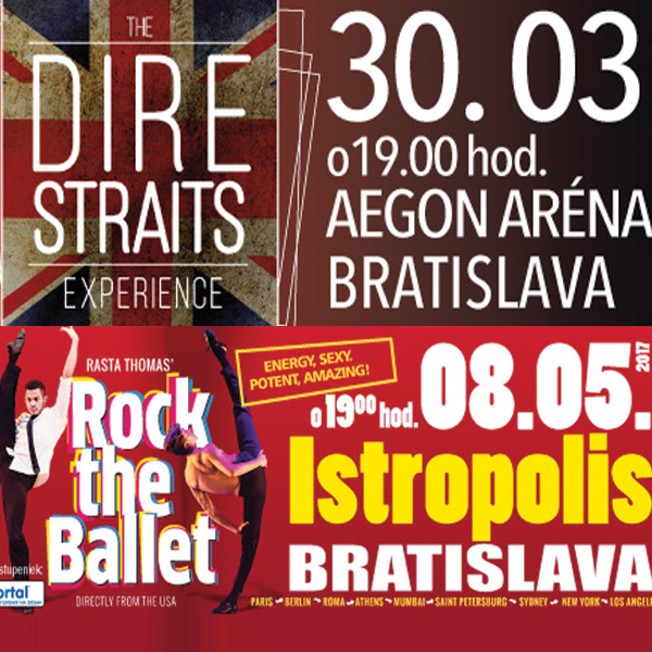 DIRE STRAITS EXPERIENCE / ROCK THE BALLET