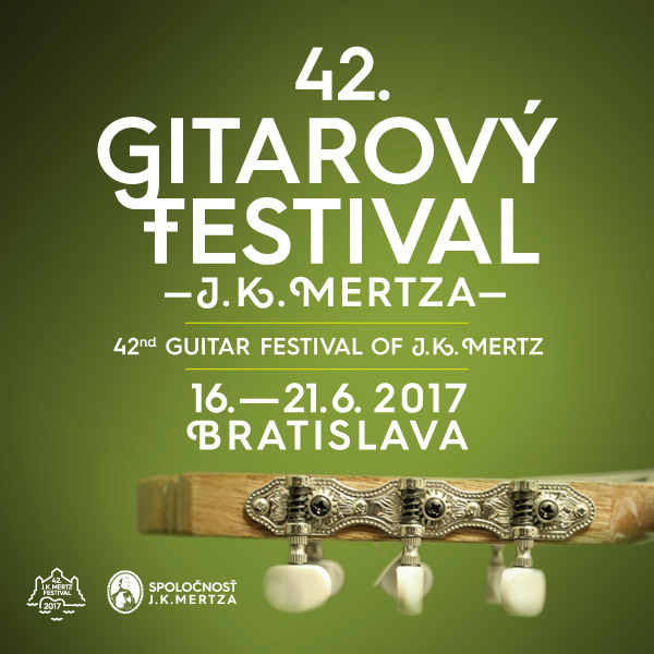 42. GITAROVÝ FESTIVAL J. K. MERTZA