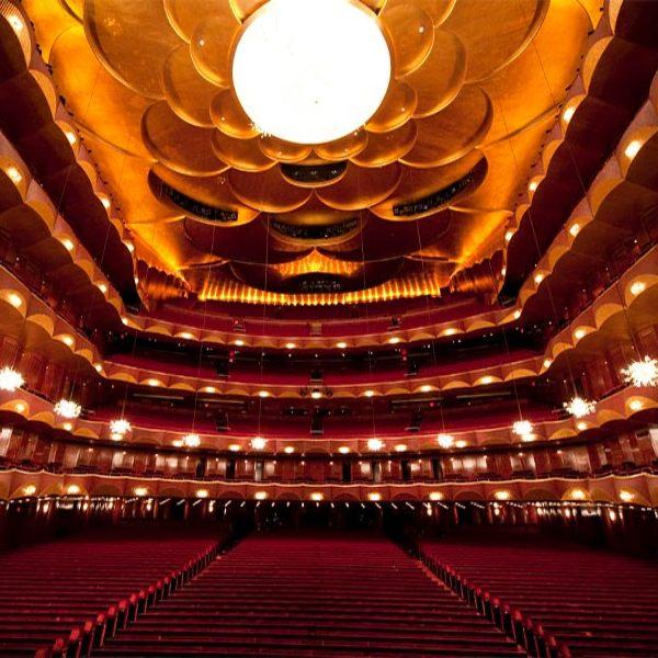 Priame prenosy z Metropolitnej opery v New Yorku