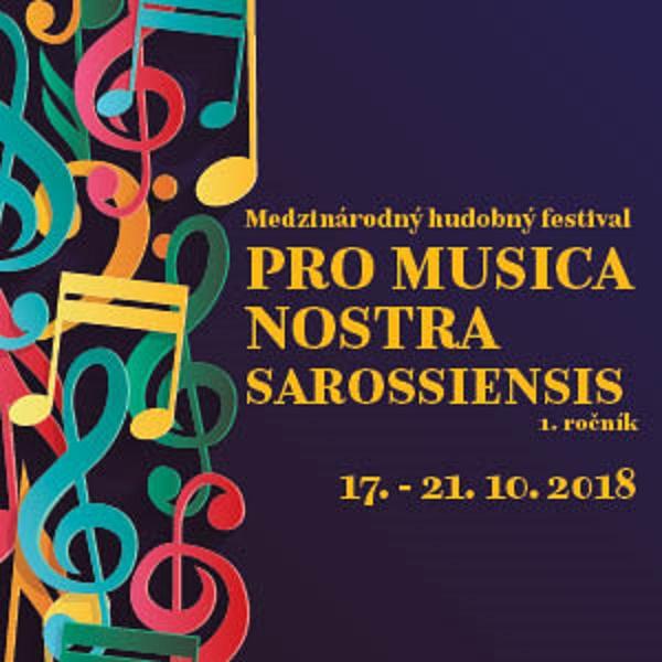 PRO MUSICA NOSTRA SAROSSIENSIS