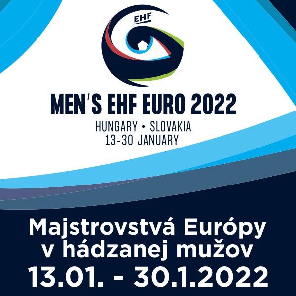 Majstrovstvá Európy v hádzanej mužov 2022