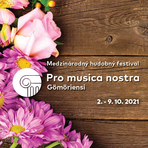 PRO MUSICA NOSTRA GÖMÖRIENSI 2021