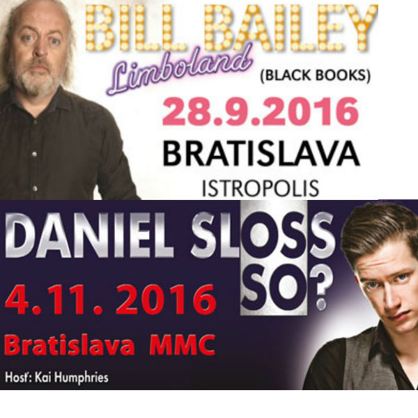 BILL BAILEY / DANIEL SLOSS - SO?