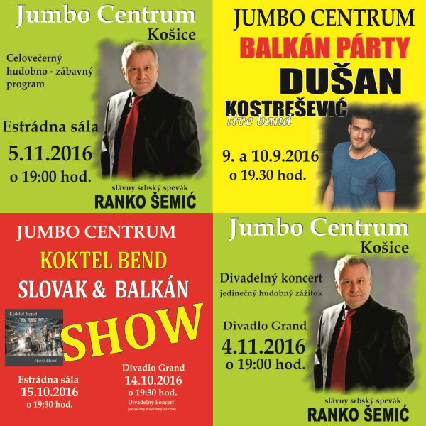 Balkán Music Show Košice