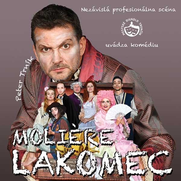 Moliére Lakomec