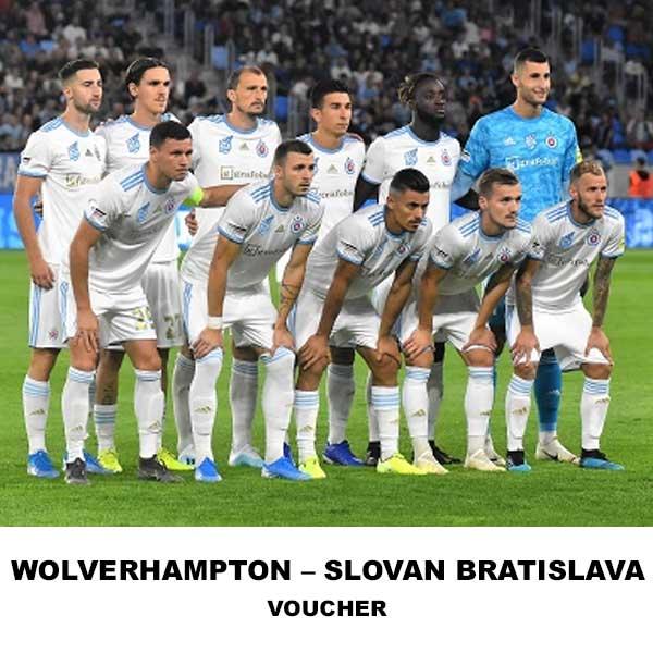 Wolverhampton – Slovan Bratislava