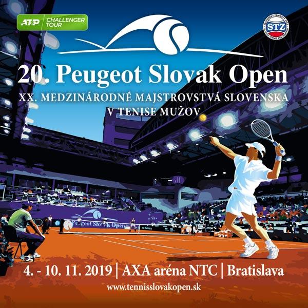 Peugeot Slovak Open 2019