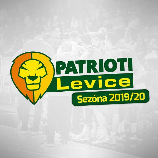 Patrioti Levice - MBK Rieker Komárno