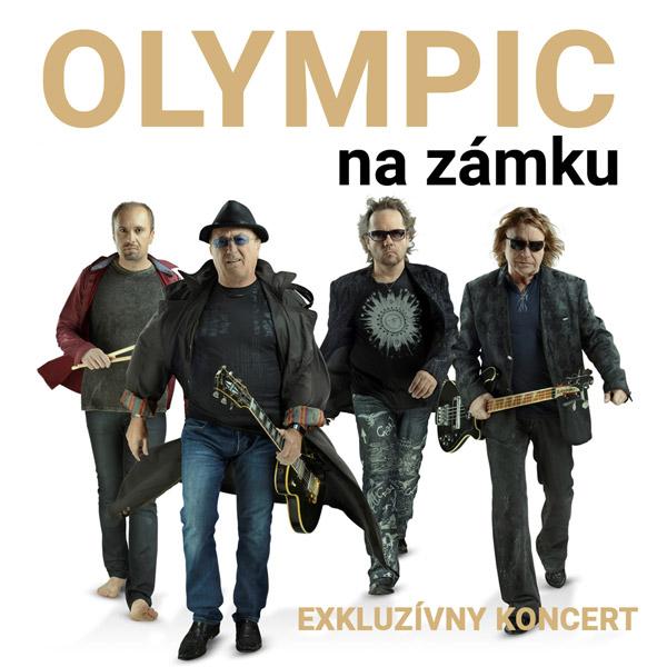 OLYMPIC na zámku – exkluzívny koncert