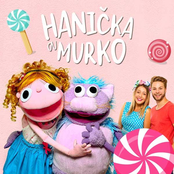 Hanička a Murko - veselé koncertné vystúpenie