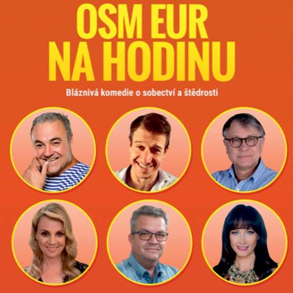 OSM EUR NA HODINU