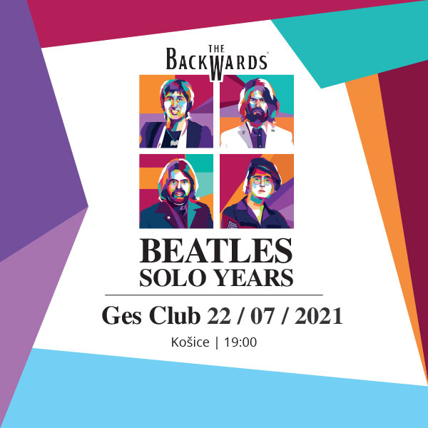 BEATLES SOLO YEARS - THE BACKWARDS
