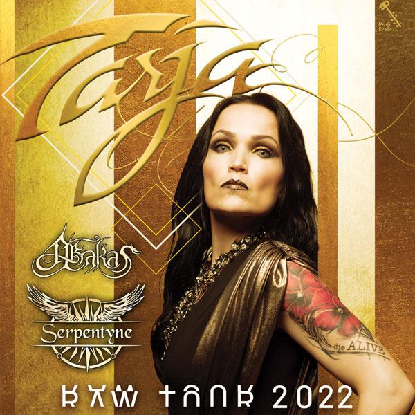 Tarja Turunen (ex-NIGHTWISH) Raw Tour Europe 2022