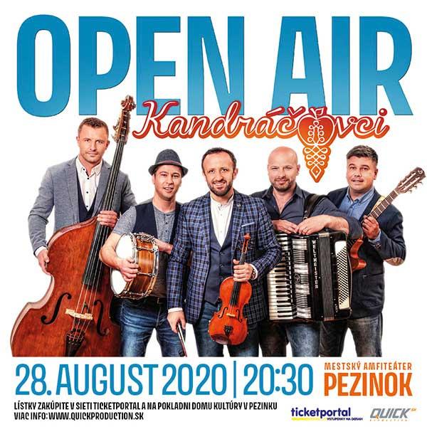 Kandráčovci - summer open air
