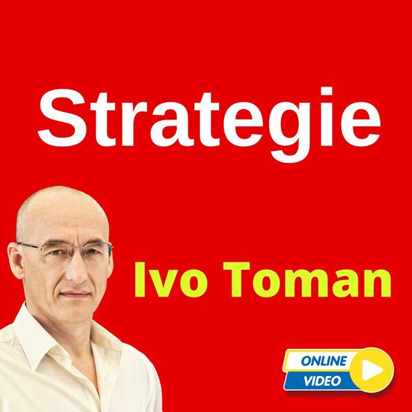 Ivo Toman - Strategie