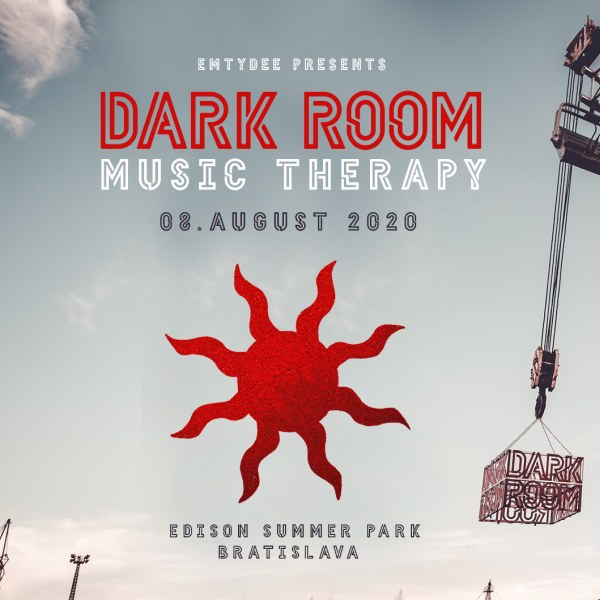 Dark Room Music Therapy