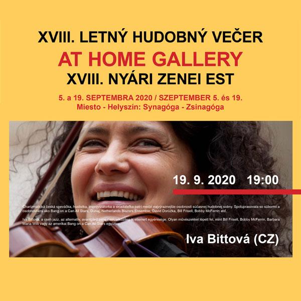 Iva Bittová (CZ) Koncert