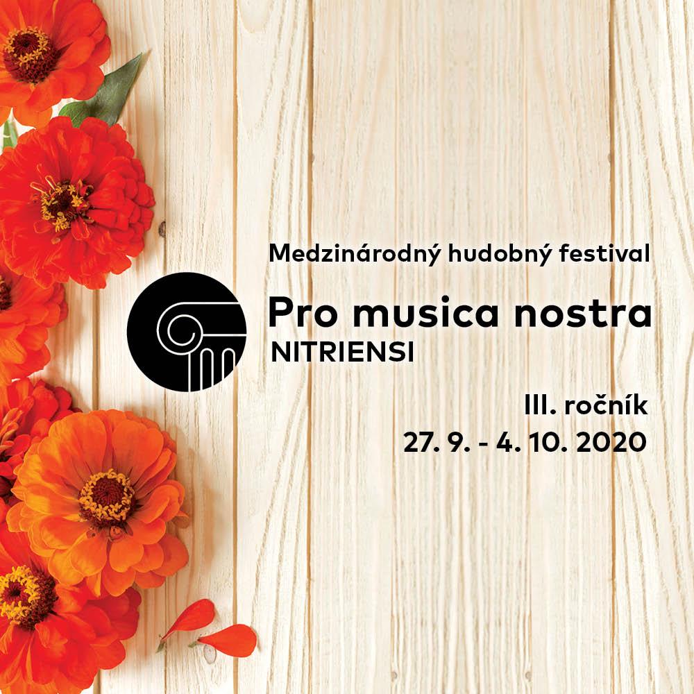 Pro Musica Nostra Nitriensi