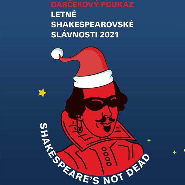 Letné shakespearovské slávnosti 2021