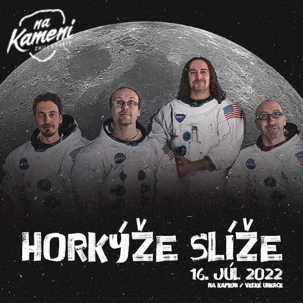 HORKÝŽE SLÍŽE live Na Kameni!