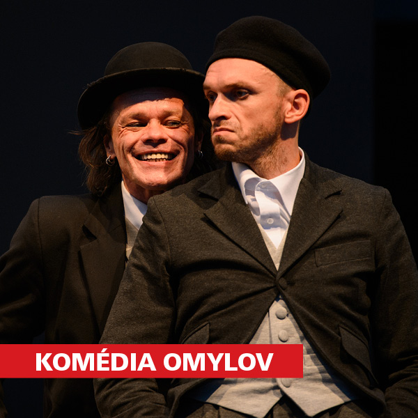KOMÉDIA OMYLOV - LSS 2021