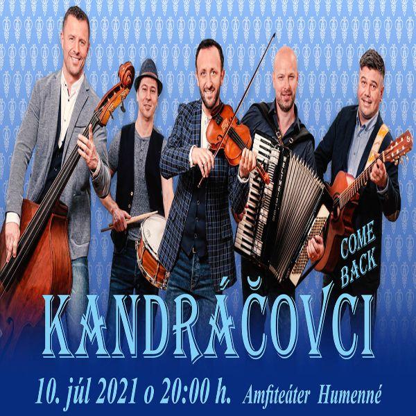 Kandráčovci come back