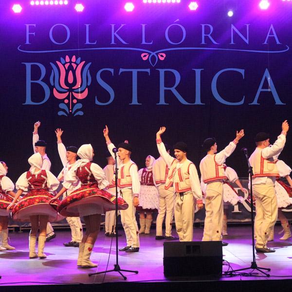 Folklórna Bystrica 2021
