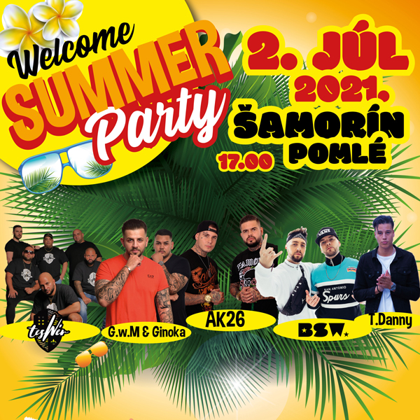 Welcome Summer Party 2021