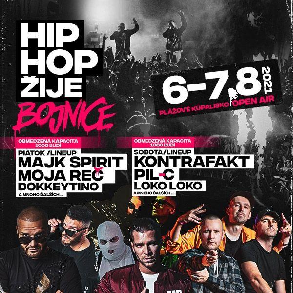 Hip Hop Žije Bojnice