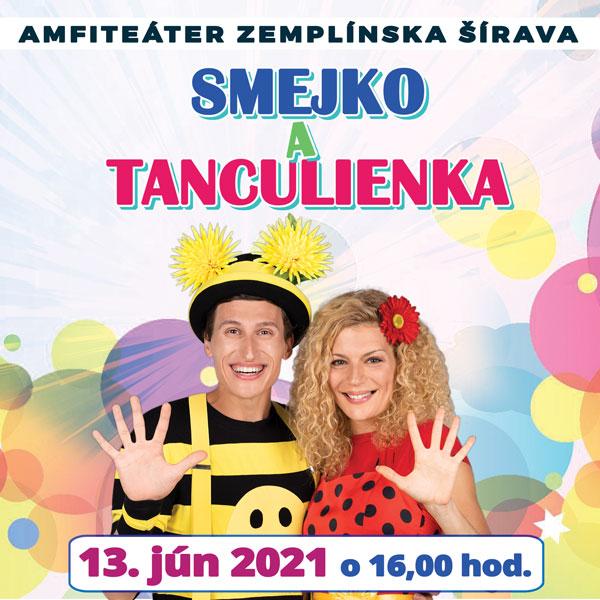 Smejko a Tanculienka na Zemplínskej Šírave