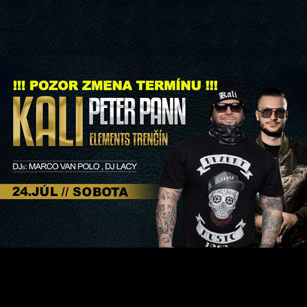 KALI & PETER PAN --- BYE BYE COVID