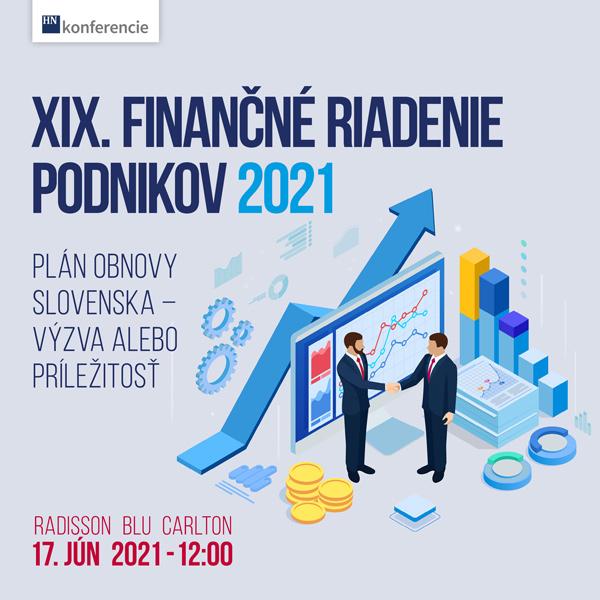 XIX. FINANČNÉ RIADENIE PODNIKOV 2021