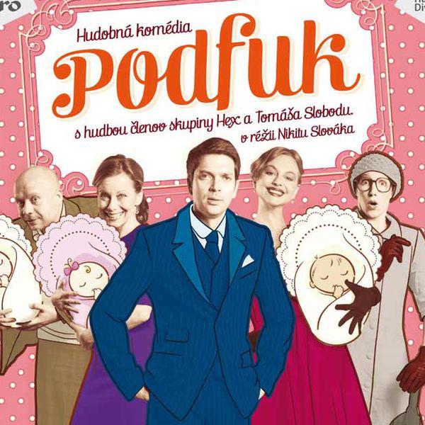 Podfuk – divadelná komédia