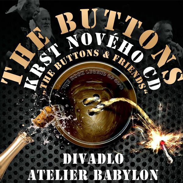 THE BUTTONS krst nového CD