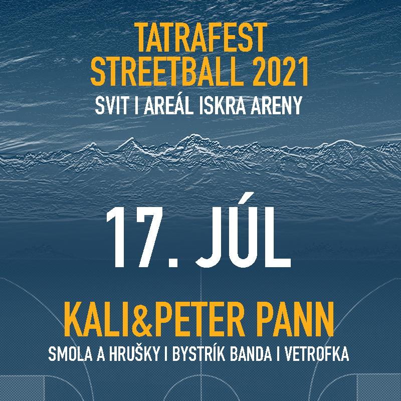 Tatrafest Streetball 2021