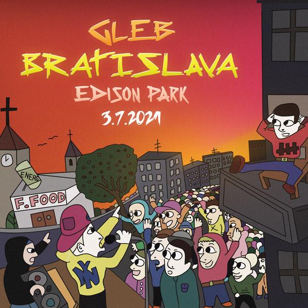 Gleb Bratislava Edison Park