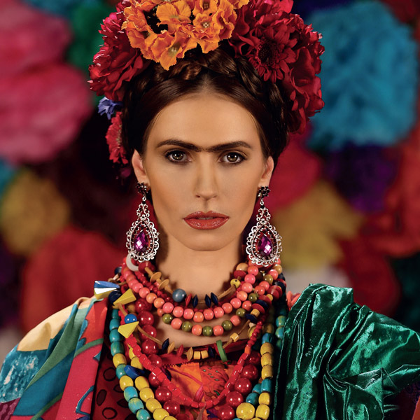 Muzikál Frida Maľovať a milovať