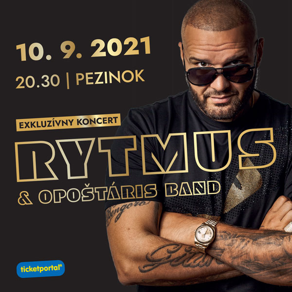 RYTMUS & OPOŠTÁRIS BAND