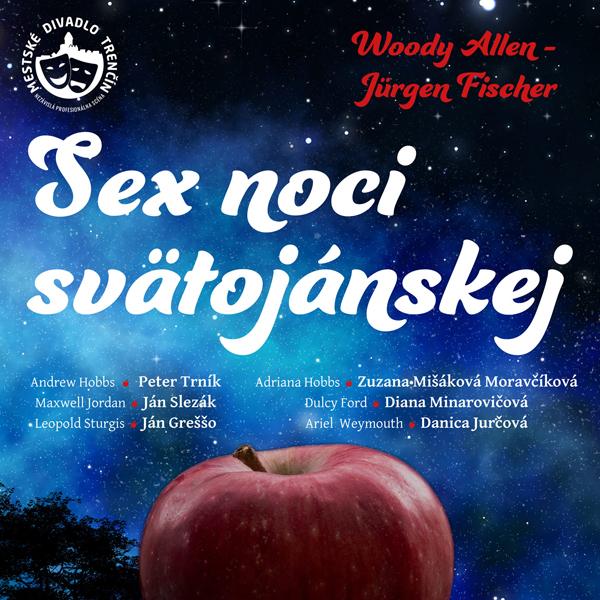Woody Allen: Sex noci svätojánskej