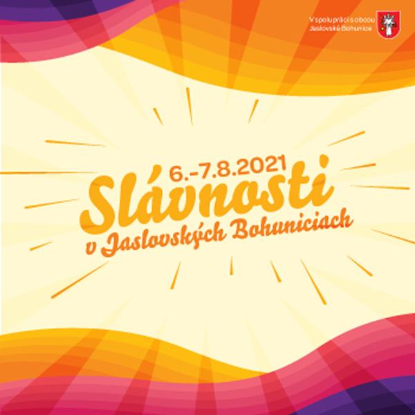 Slávnosti Jaslovské Bohunice 2021 + Gastrofest