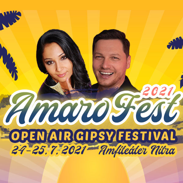 Amaro Fest 2021 - open air gipsy festival