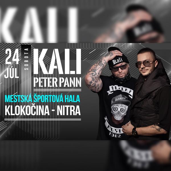 KALI & PETER PANN Nitra