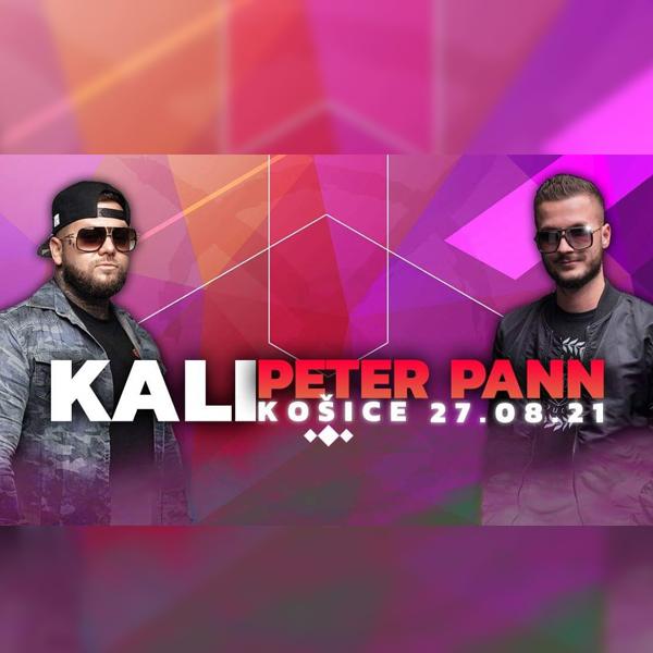 KALI & PETER PANN - Košice