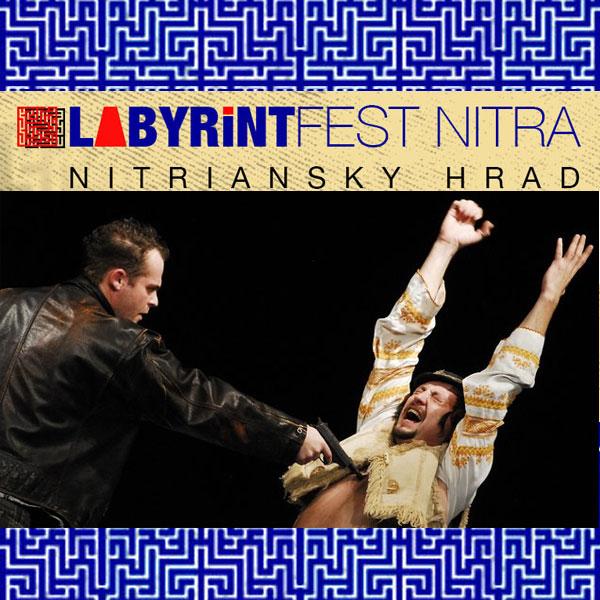 Festival LABYRINT - Na koho to slovo padne