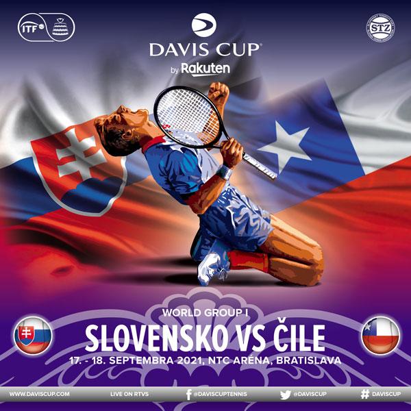 Davis Cup Slovensko – Čile