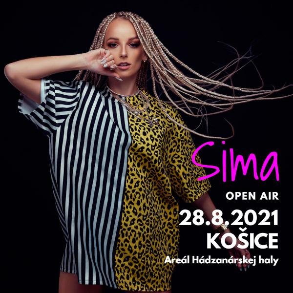 SIMA 2021 KOŠICE Open Air