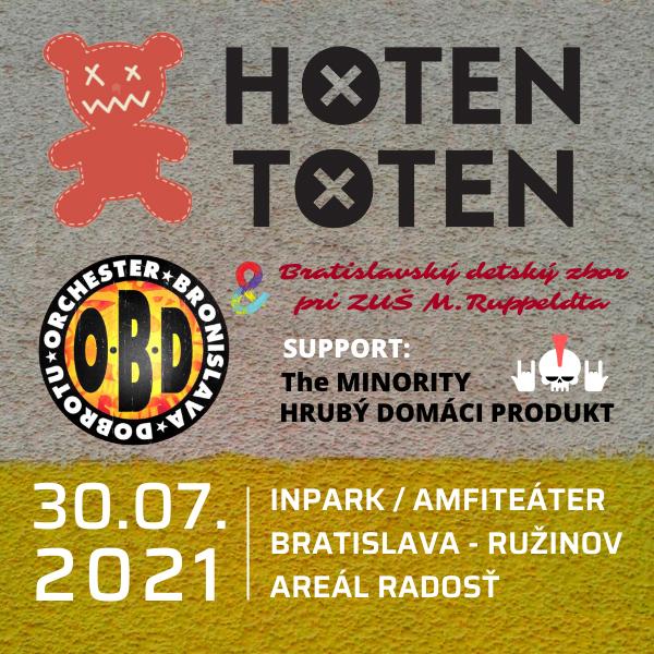 HOTEN TOTEN + O.B.D.