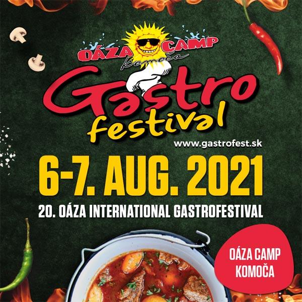 20. Oáza International Gastrofestival